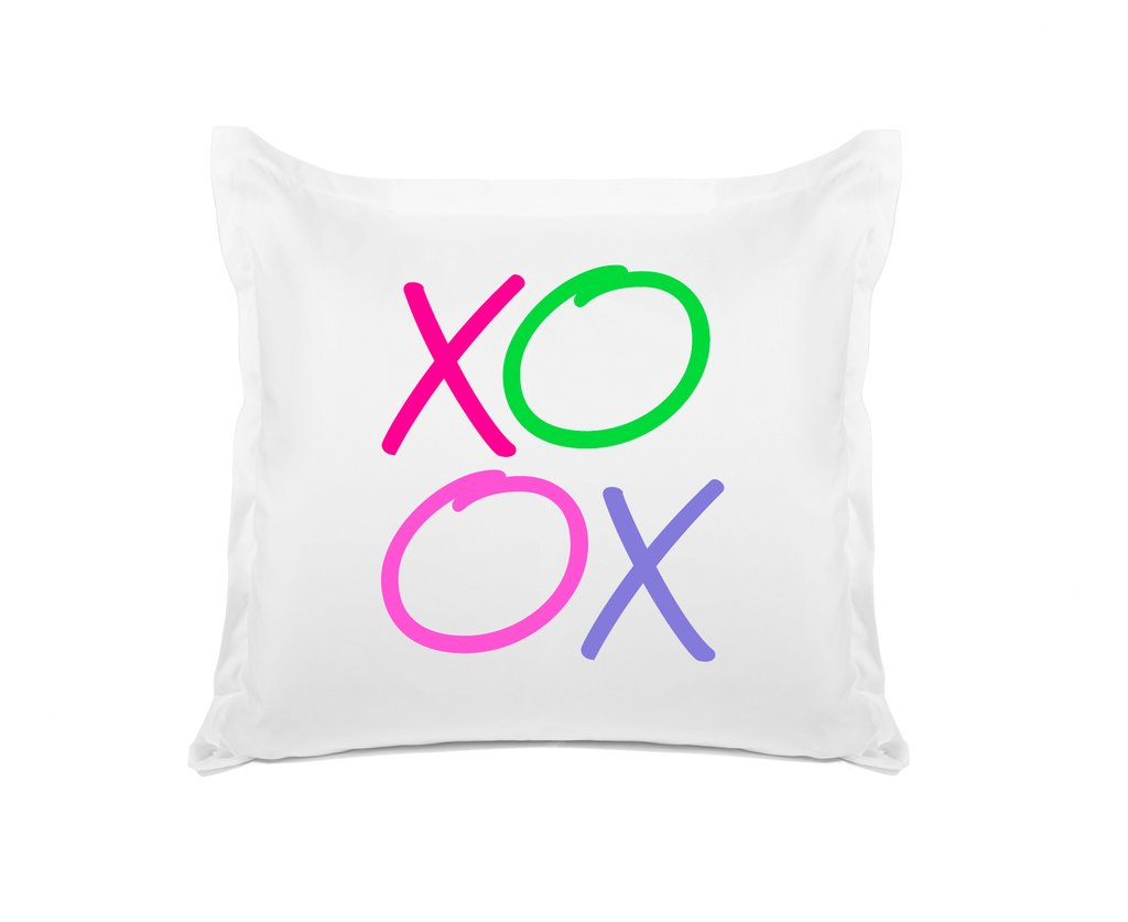 XOXO PILLOW CASE