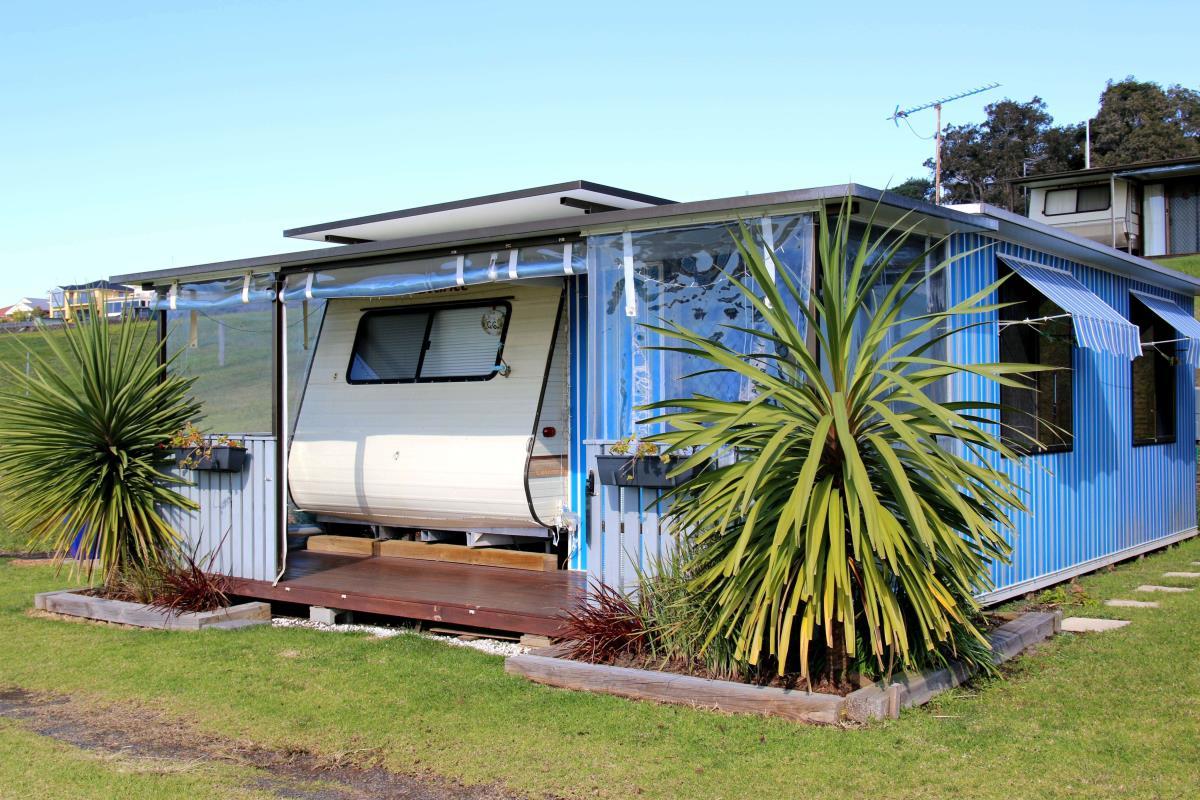 Living in Long Term Caravan Parks