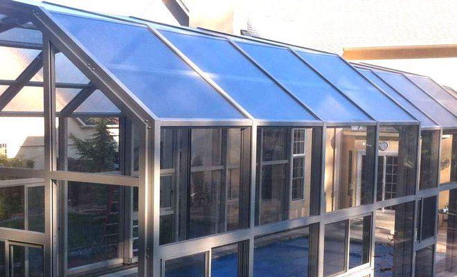 Glass Pool Enclosures