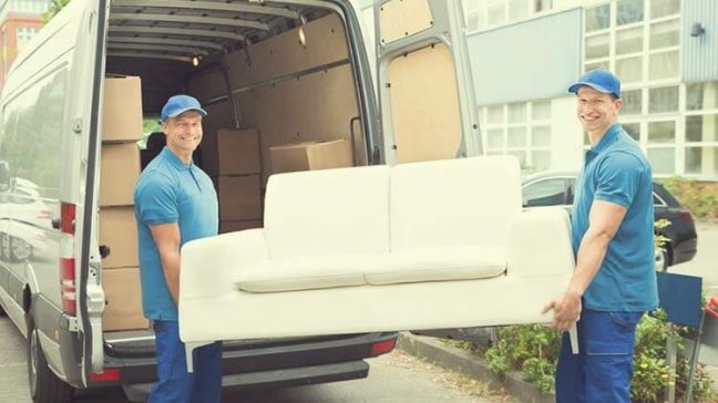 Calgary relocation service and office movers
