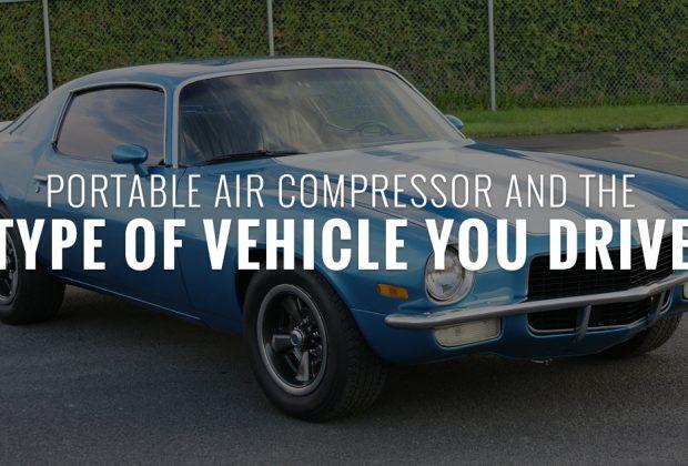 best portable air compressor