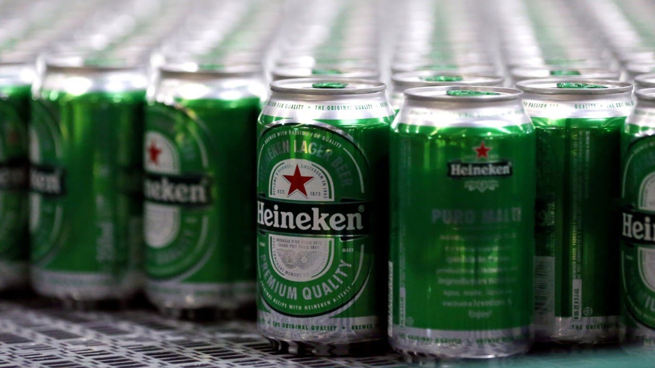 Launching a Cannabis Beer by Heineken