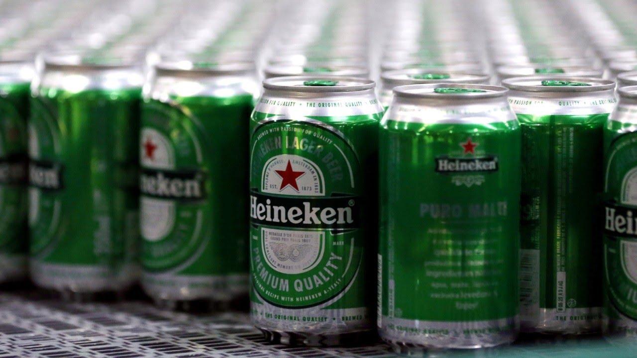 Launching a Cannabis Beer by Heineken