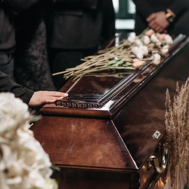 Paying For Your Funeral Service