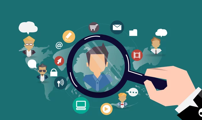 Finding Your Target Audience - linkedin automation tool closely